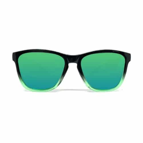MOOD Wayfarer Lucky | Køb Grønne Wayfarer Solbriller | Eksklusivt her