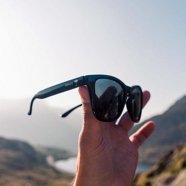 Vanlige solbriller av høy kvalitet wayfarer