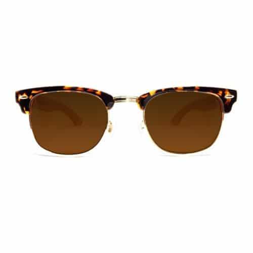 Clubmaster solbriller til jente
