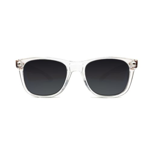 Eyewood Wayfarer Crystal Black
