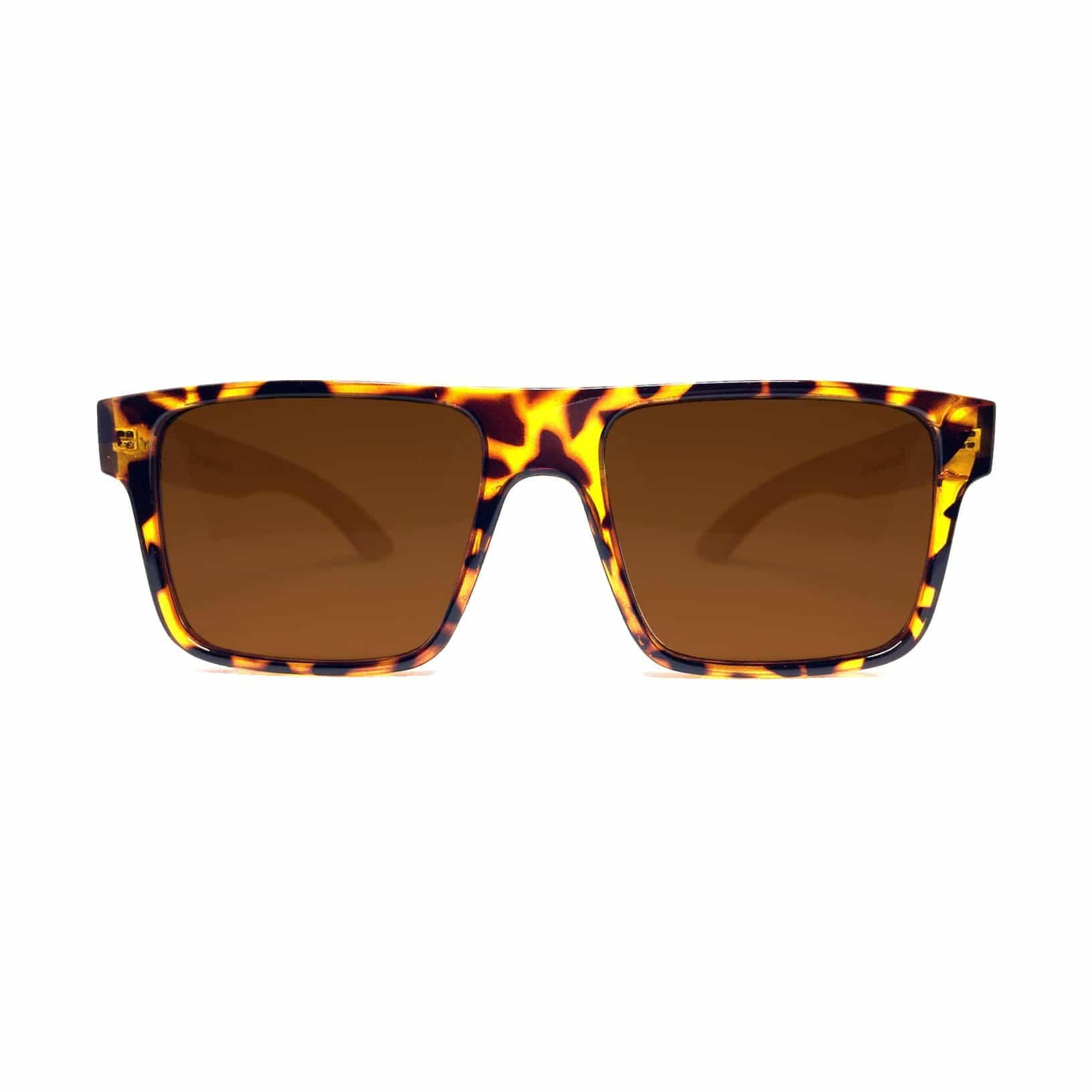 Firkantet solbriller