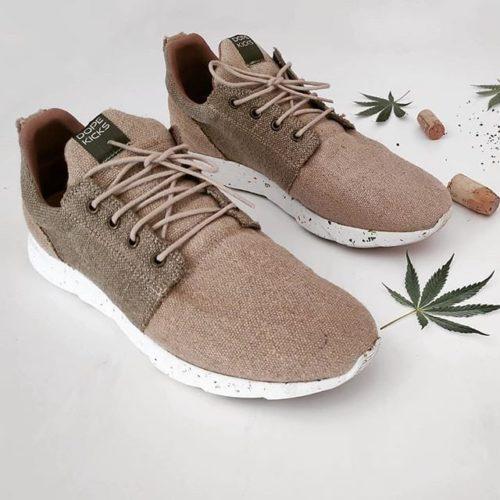 Wear Dope Kicks - Verdens første snickers laget av cannabis